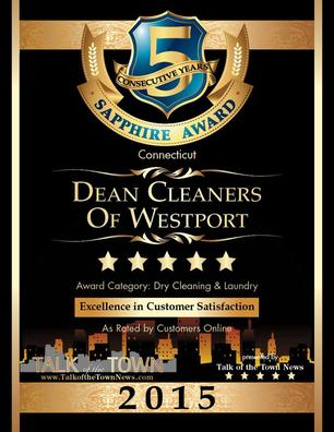 Dean Cleaners of Westport
